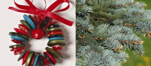 Addobbi natalizi fai da te 2016: decora l'albero (e la casa) a Natale - malinishop.com