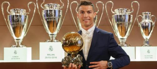 Cristiano Ronaldo all-but named 2017 Ballon d'Or winner... as arch ... - thesun.co.uk
