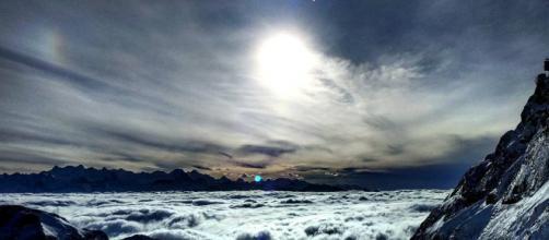 El monte Pilatus ofrece un paisaje único.