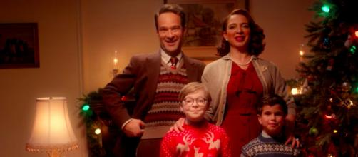 FOX/ YouTube Screencap of 'A Christmas Story Live!'