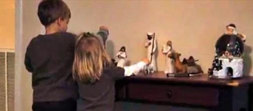 Funny nativity scenes - image credit - dormousie|Youtube