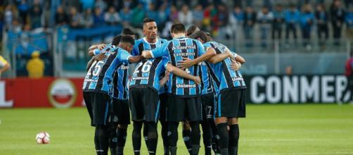 Grêmio encara desafio nos Emirados Árabes