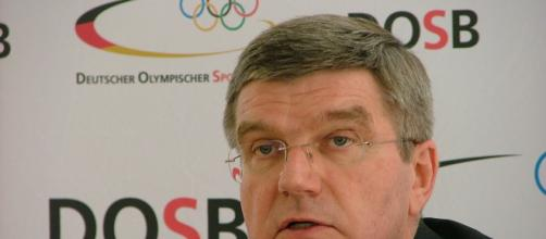 International Olympic Committee President Thomas Bach - Olaf Kosinsky via Wikimedia Commons
