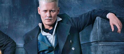 J.K. Rowling defiende el fichaje de Johnny Depp para interpretar al villano Gellert Grindelwald