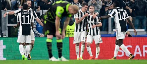 Juventus, un grande dubbio per il derby d'Italia