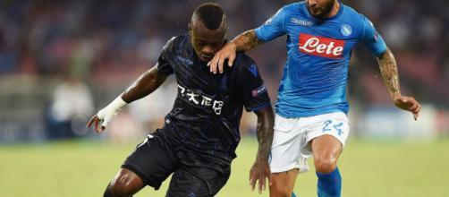 Le Napoli veut aller loin en championnat