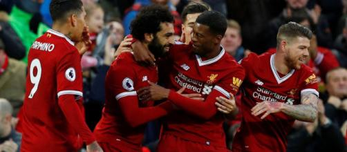 Liverpool vs Spartak Moscow live score and goal updates from ... - mirror.co.uk