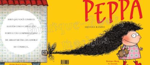 Livro infantil ''Peppa'' contém mensagem racista (Foto: Divulgação)