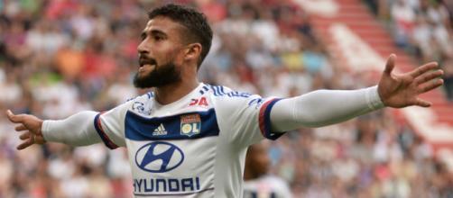 Nabil Fekir espère retrouver des jambes contre l'Atalanta ce soir en Europa League (DR)