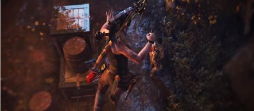 New Tomb Raider game coming. - [Image Credit: JorRaptor/YouTube screencap]