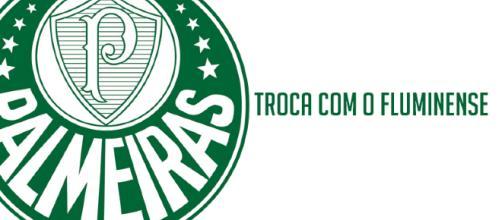Palmeiras estuda troca com time carioca