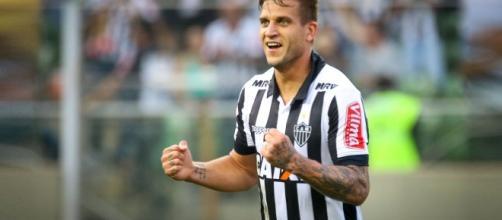 Rafael Moura: atacante do Atlético Mineiro