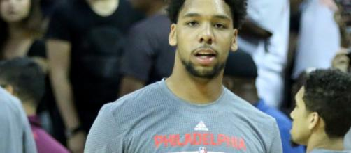 Six teams were interest in Okafor until the Sixers ship him to Nets - [image credit: Keith Allison/Flickr]