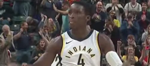 Victor Oladipo is in the middle of a career year. Photo courtesy: Chris Smoove via Youtube