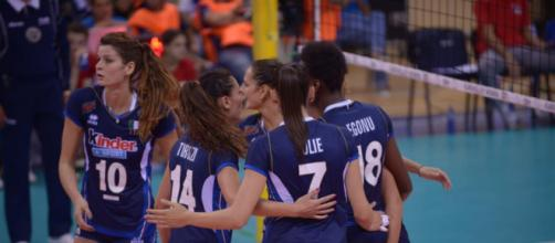Calendario Mondiali Pallavolo Femminile.Sorteggio E Calendario Dei Mondiali Di Volley Femminili