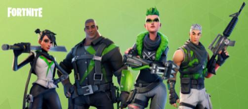 Xbox exclusive 'Fortnite' heroes - YouTube/SXVXN