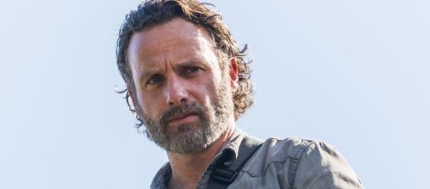 Andrew Lincoln queria cena de nudez em The Walking Dead