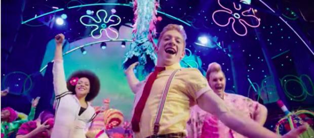 'Spongebob Squarepants: the Broadway Musical' overcomes choppy waters- CBS Sunday Morning/ YouTube Screencap