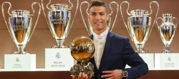 Cristiano Ronaldo all-but named 2017 Ballon d'Or winner... as arch ... - thesun.co.uk