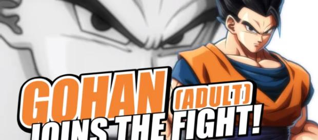 'Dragon Ball FighterZ': Gohan (Adult) | Character Trailer [Image Credit: Bandai Namco Entertainment America/YouTube screencap]