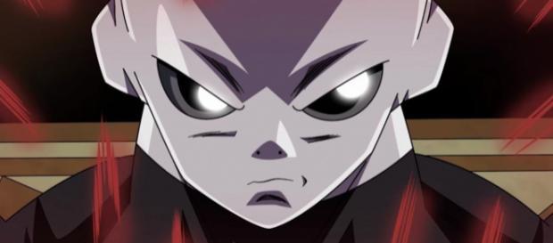 Jiren's True Powers Exposed - Dragon Ball Super Tournament of Power. [Image Credit: Anime Live Reactions/YouTube screencap]