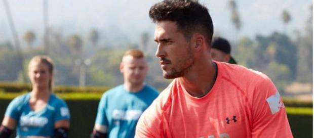 Josh Murray competes on 'Challenge' - Instagram