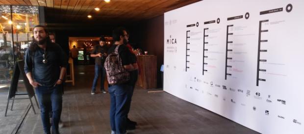 La banda de la Cineteca atenta a la agenda del MICA 2017.
