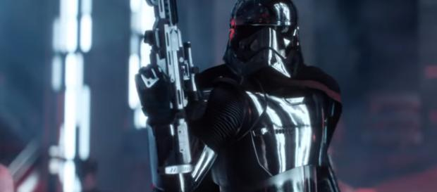 'Star Wars Battlefront 2 The Last Jedi' Season [Image Credit: EA Star Wars/YouTube screencap]
