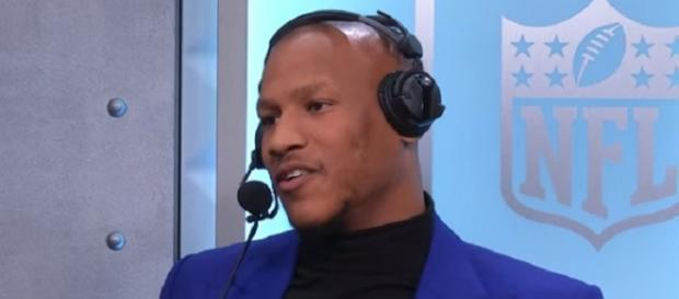 The Steelers picked Ryan Shazier 15th overall in the 2014 NFL Draft (Image Credit: NFL Network)