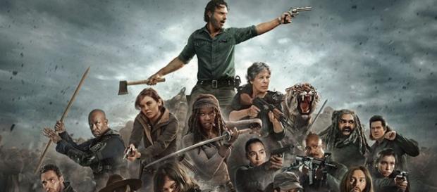 The Walking Dead : une actrice promet un profond bouleversement de la série dans le final de la mi-saison