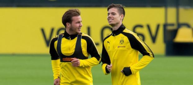 Zwei in Bayern geborene Stars, die im Dress des BVB spielen (Quelle: derwesten.de)