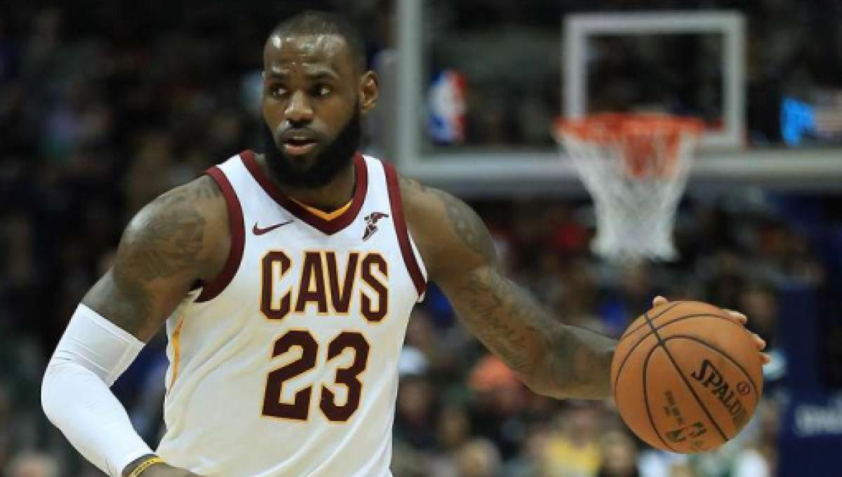 b85422a9ed34 LeBron James explains why he has been playing a lot of NBA 2K recently