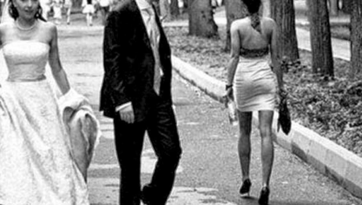 uomo sposato che esce con qualcuno