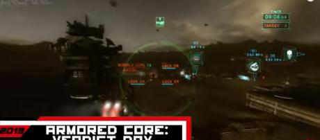 Evolution Of Armored Core Image Credit: Archive Atelier/Youtube.com (screenshot capture)