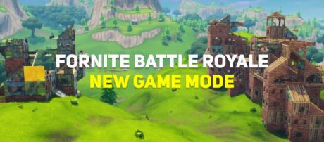 """""""Fortnite"""" Battle Royale gets a new game mode. Image Credit: Own work"""