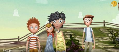 'The Famous Five' is a series that started in the United Kingdom. / Image via Kris Turvey and The Famous Five, used with permission.