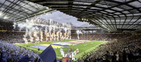 The 'Theatre of Dreams' which plays host to the two best sides in Super League. Image Source: - therhinos.co.uk