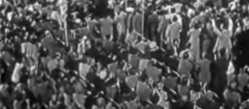 1952 Democratic National Convention. - [Image courtesy YouTube screencap]
