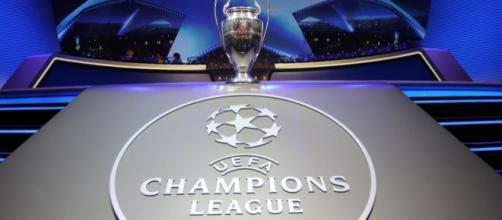A Liga dos Campeões é o palco do futebol mundial