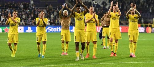 Anderlecht-PSG : les Parisiens déroulent avant l'OM - rtl.fr