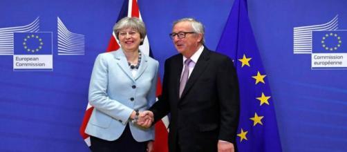 Brexit : le Royaume-Uni et la Commission européenne trouvent enfin un compromis