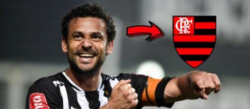 Fred pode jogar no Flamengo em 2018