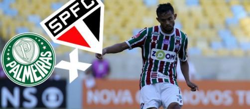Gustavo Scarpa está de saída para o São Paulo