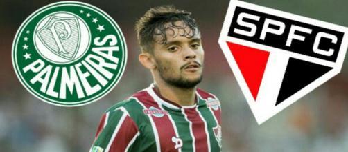 Gustavo Scarpa: jogador está sendo disputado por Palmeiras e São Paulo