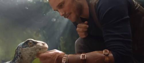 Jurassic World: el reino caído': Primer avance de la nueva entrega ... - noescinetodoloquereluce.com