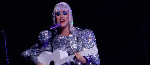 Katy Perry's performance. - [Image Credit: slgckgc/Wikimedia]
