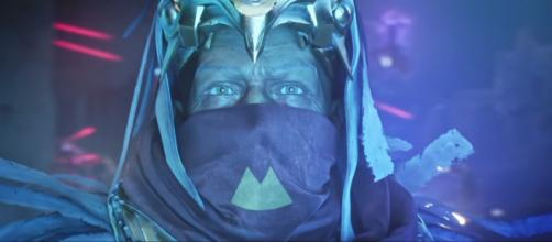 Osiris headshot for 'Destiny 2' trailer. - [destinygame/Screencap from YouTube]