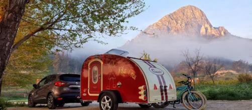 Pon una mini caravana en tu vida