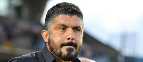 Rino Gattuso, per lui un pareggio e un ko in due partite con il Milan