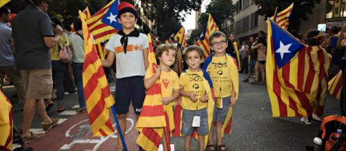 Separatistas catalanes. - webcindario.com